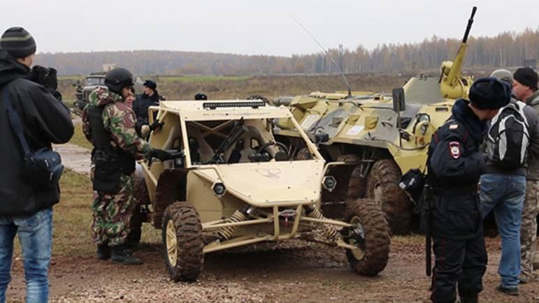 СМИ: для Росгвардии и спецназа закупят багги от «Чеченавто»