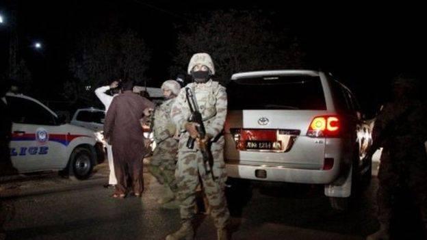 Ответственность за атаку на полицейскую академию в Пакистане взяло на себя ИГИЛ