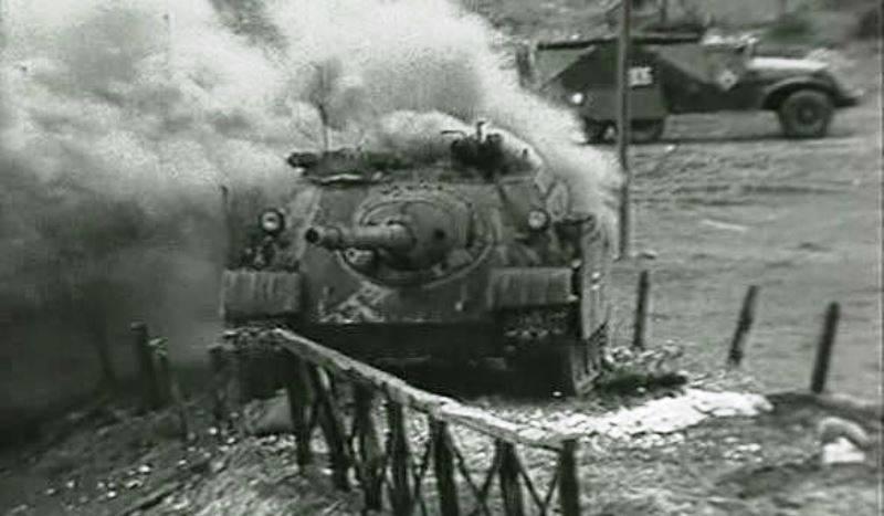 Самоходная артиллерийская установка СУ-122-54