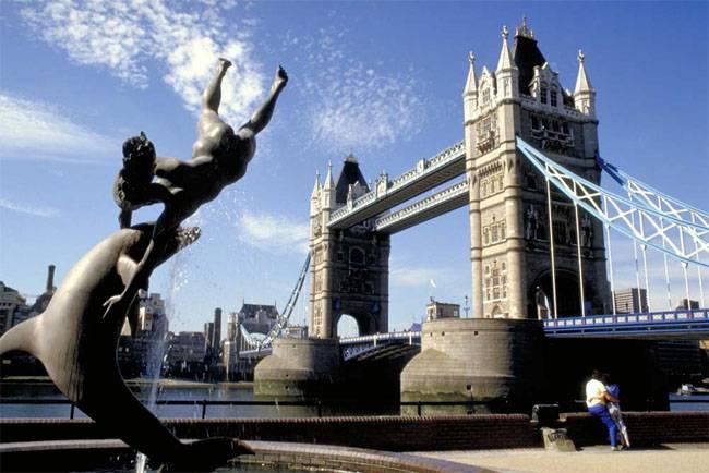 """Лондон, гуд бай, или Как Британия хочет потрогать российские """"денежные мешки"""""""