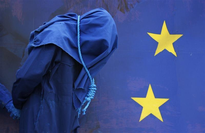 Европа уйдет в тень до заката