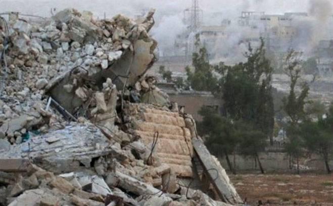 """""""Amnesty International"""" обвиняет американскую коалицию в гибели 300 мирных жителей в Сирии"""