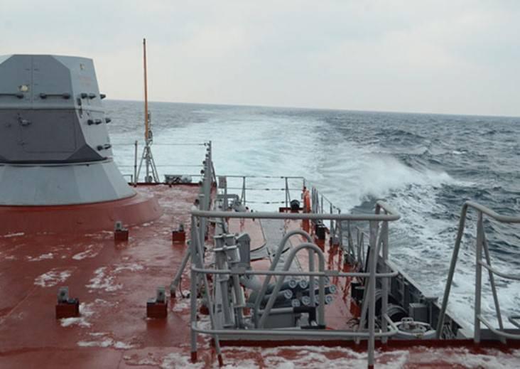 ВМФ РФ усиливает балтийскую группировку