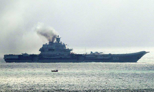 Истерика в НАТО. Испания дала добро на заход авианосной группы ВМФ РФ в порт Сеута