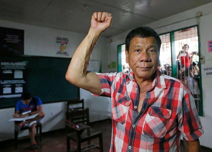 Филиппины без Америки. Как президент Дутерте пытается покончить с влиянием США
