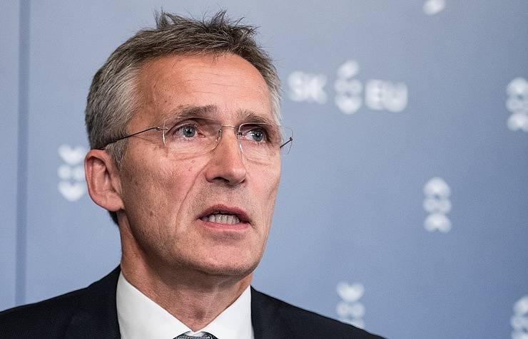 Столтенберг: деятельность НАТО направлена не на разжигание конфликтов с РФ, а на их предотвращение