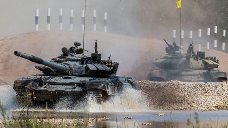 «Уралвагонзавод» начал модернизацию танков, стоящих на вооружении армянской армии