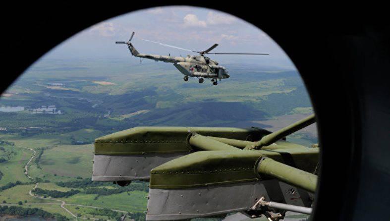 «Вертолёты России» передали Минобороны Беларуси шесть Ми-8МТВ-5