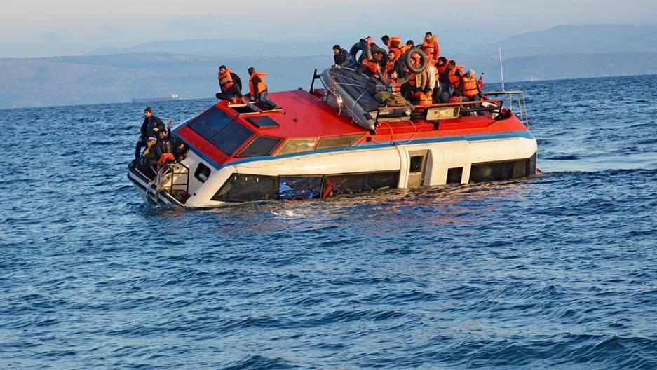 Турция предложила НАТО закончить миссию вЭгейском море