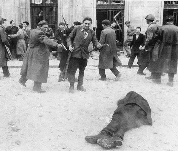 """Хроники лжи """"Ельцин-центра"""": недобитых венгерских фашистов выставляют """"борцами за свободу""""?"""