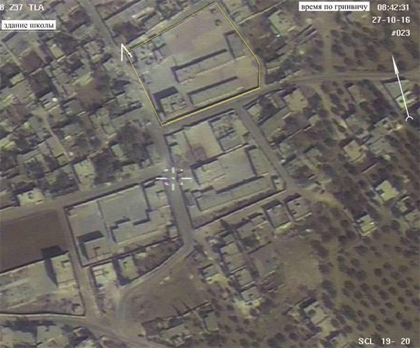 МО РФ разоблачает фейк западных СМИ о якобы ударе ВКС РФ по школе в Идлибе
