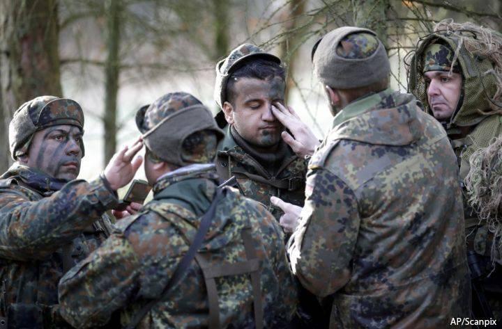 Депутат Бундестага: Немецким солдатам нечего делать у российских границ