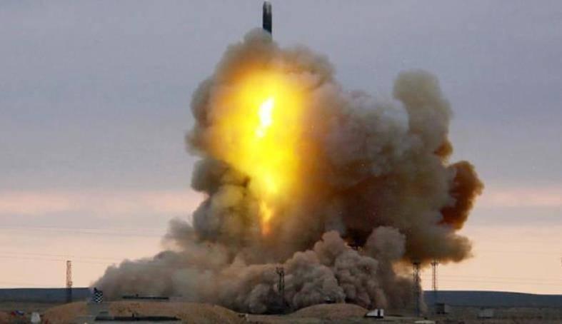 В России испытана гиперзвуковая ракета «изделие 4202»
