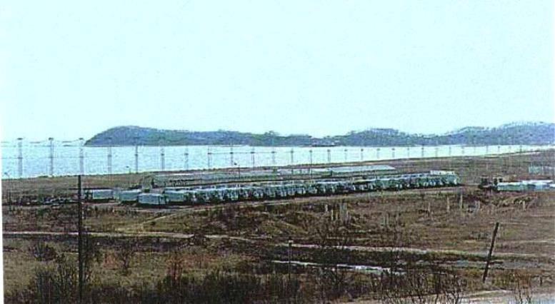 На Новой Земле ведётся строительство загоризонтной РЛС