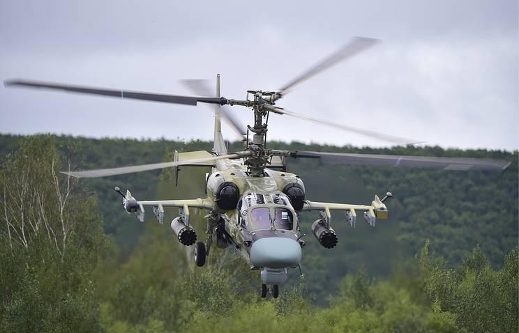 В этом году армейская авиация получила более 50-ти новых вертолётов