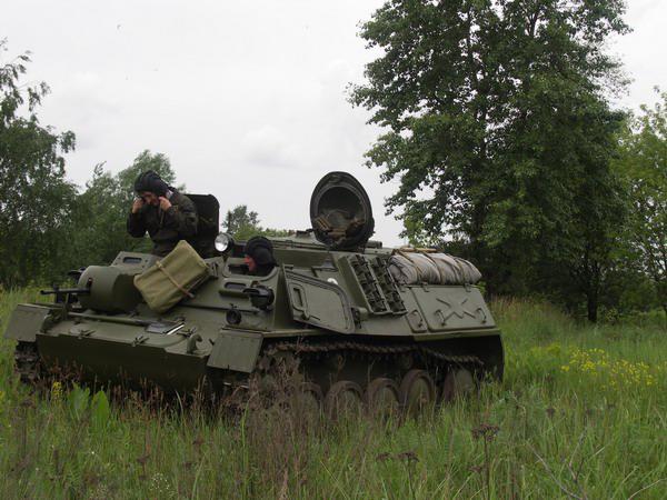 Артиллерийские подвижные наблюдательные пункты АПНП-1 «Рысь» и АПНП-2 «Ярус»
