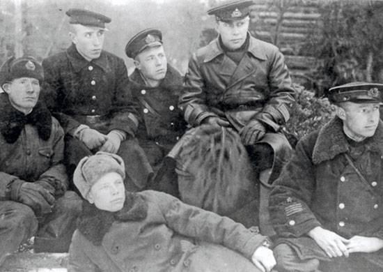 Первые воздушные налеты Советской авиации на Берлин. 1941 г.