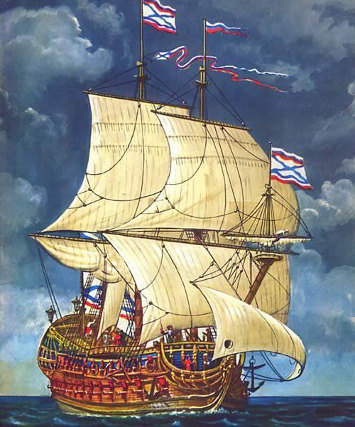 """""""Морским судам быть..."""". Как царь Пётр начал создавать флот"""