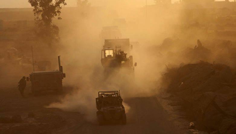 Генштаб ВС РФ обвинил США в нанесении авиаудара по школе близ Мосула