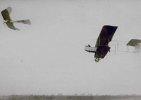 У истоков создания специальной авиации