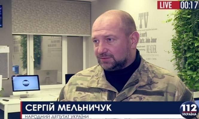 Бывший командир «Айдара» заявил, что стал мультимиллиардером