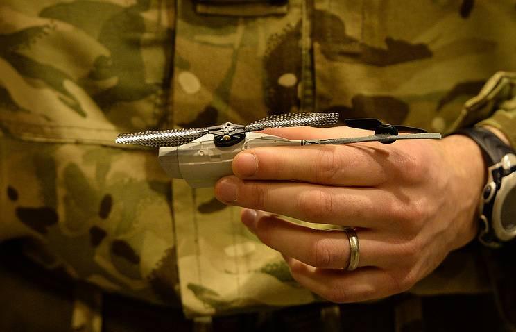 СМИ: специалисты ОПК создали оружие для борьбы со стаями мини-дронов противника