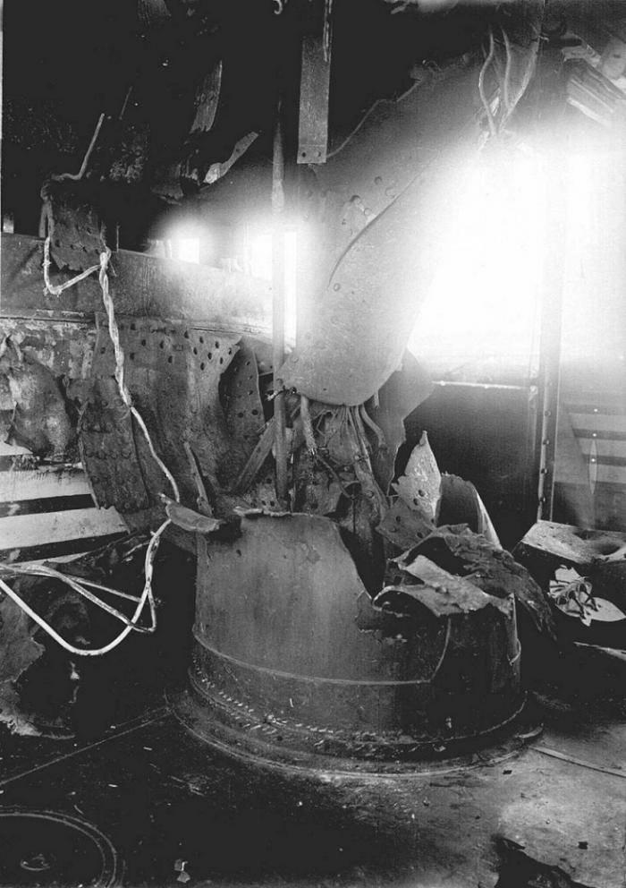 Бой в Жёлтом море 28 июля 1904 г. Часть 10. Гибель В. К. Витгефта