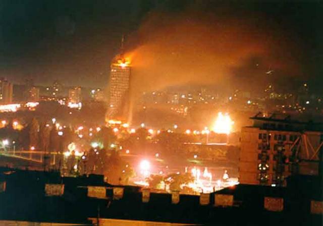 Сергей Лавров напомнил Западу о совершении военных преступлений в Югославии