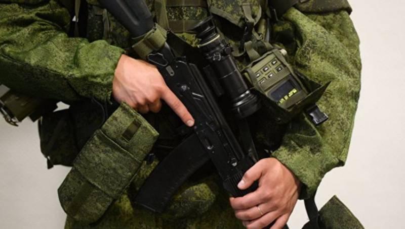 Около 100 тыс комплектов «Ратника» поставлены Сухопутным войскам