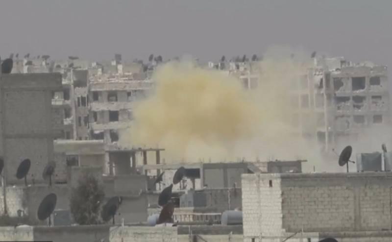 Париж осудил авиаудар по больнице в Алеппо, приравняв его к военному преступлению