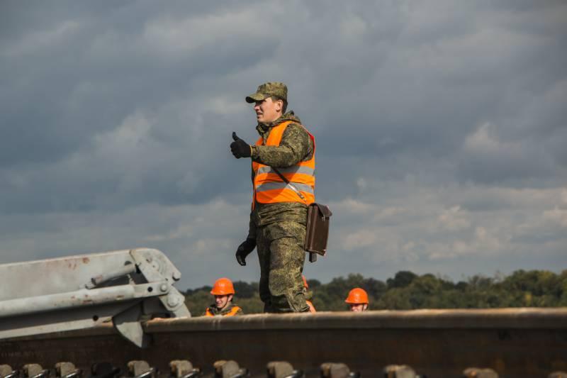 Железная дорога в обход Украины будет в 2017!