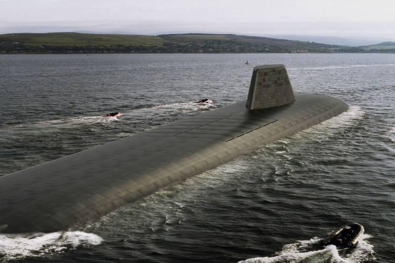 ПЛАРБ класса «Successor» - узкоспециализированные «преемники» «Вэнгарда» или гигантские плавучие арсеналы?