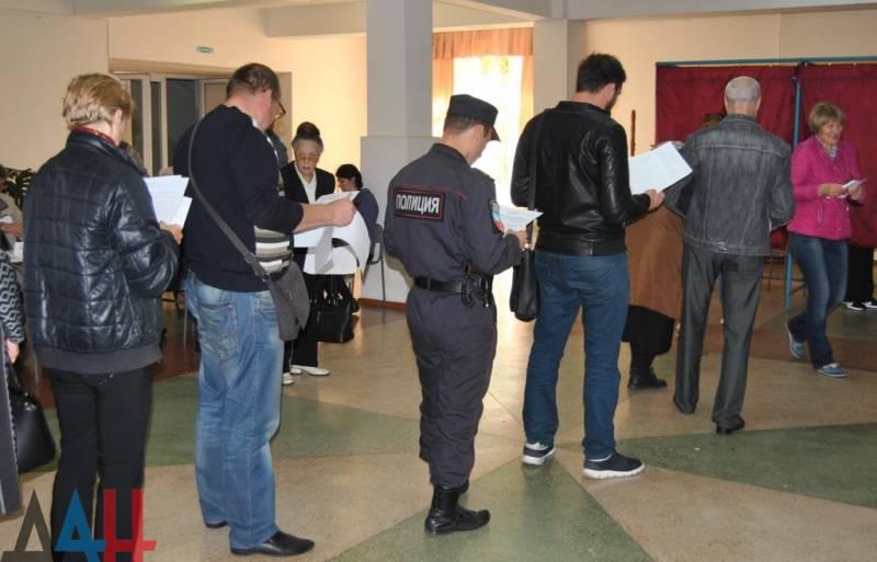 В ДНР и ЛНР подводят итоги предварительного голосования