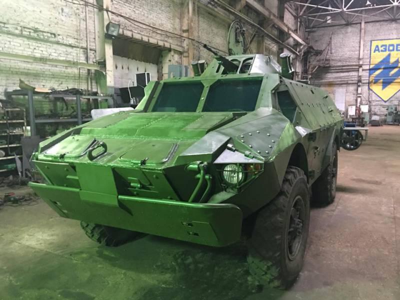 Очередная «новинка» от батальона «Азов»