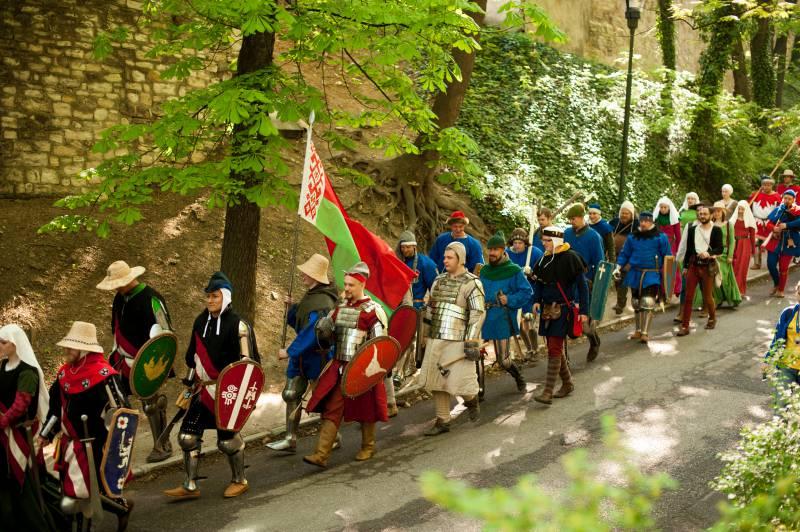 Международный фестиваль исторического средневекового боя «Битва наций»