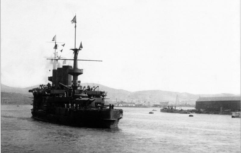 Бой в Жёлтом море 28 июля 1904 г. Часть 5. Последние приготовления