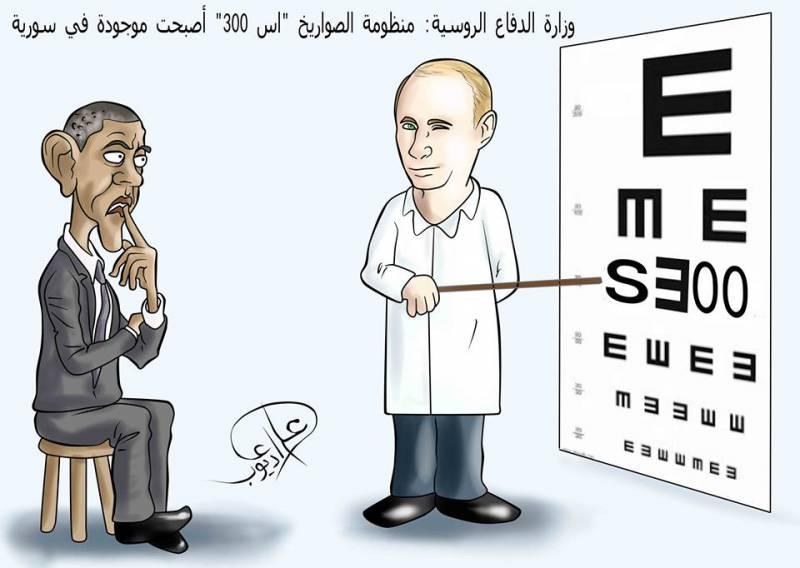 Россия готовит ответ на возможные удары США по сирийской армии
