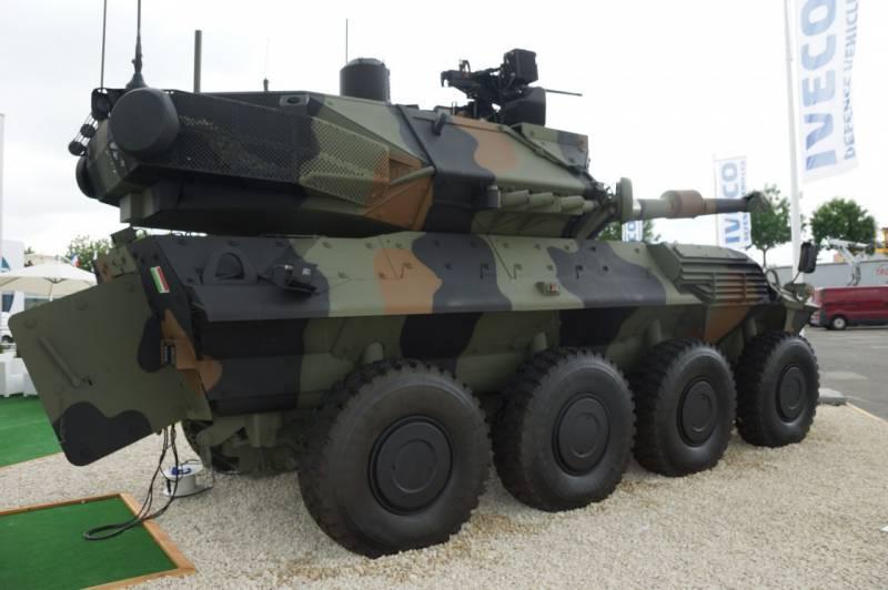 По следам выставки Eurosatory 2016: тенденции развития бронетехники. Часть 2