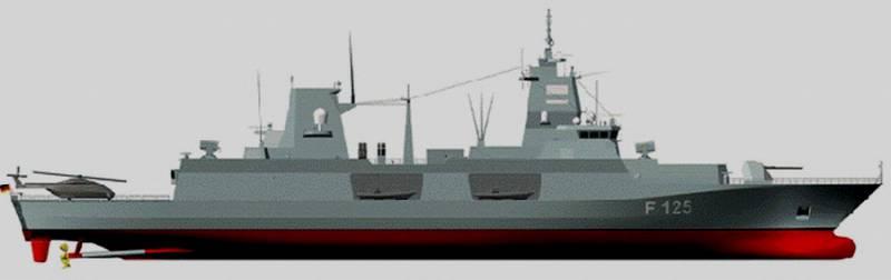 Амбиции ВМС Германии на Балтике ‒ сигнал к усилению Балтийского флота ВМФ России
