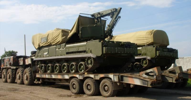 Современное состояние ПВО стран - бывших советских союзных республик. Часть 4-я