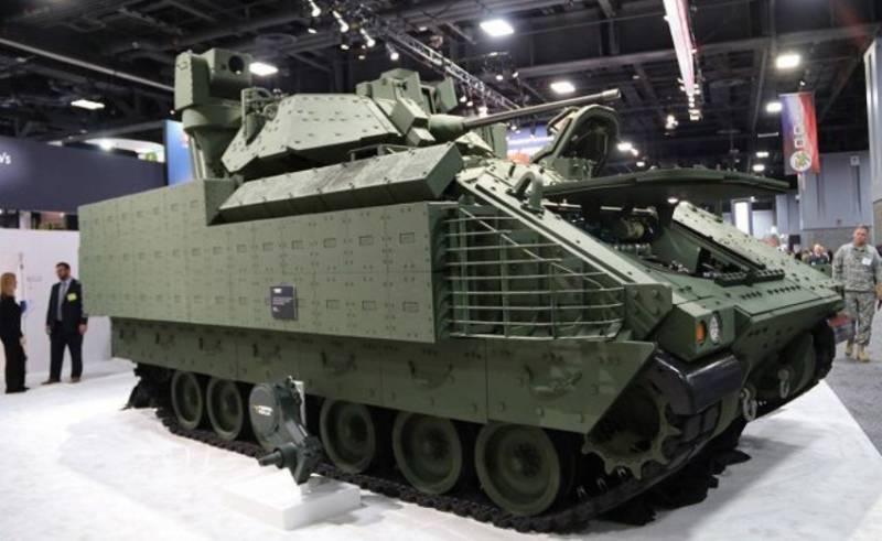 BAE Systems разработала очередную модернизацию БМП M2 Bradley