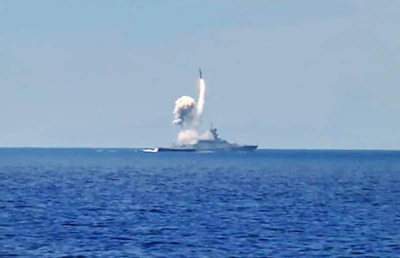 Американский эксперт о потенциале российского флота