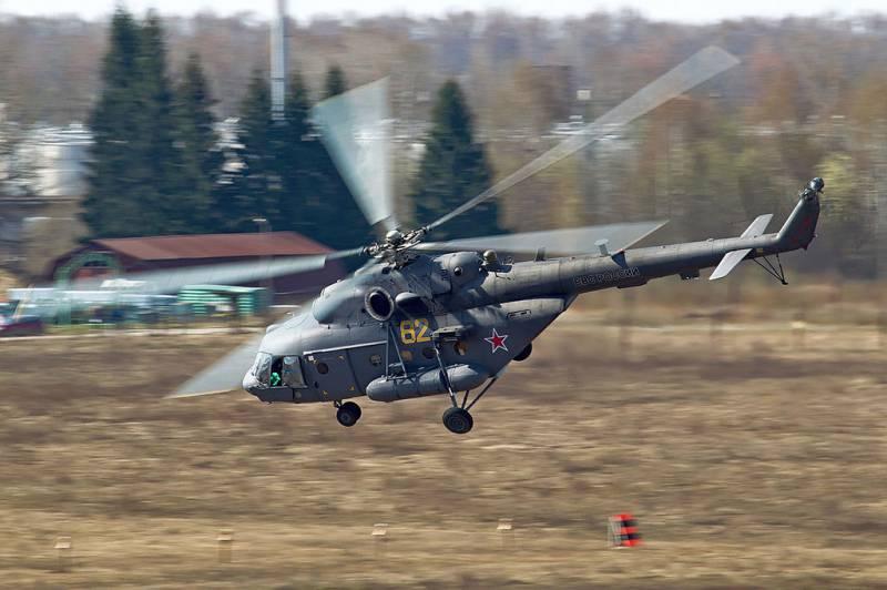 Создаются новые вертолетные эскадрильи для помощи спецназу