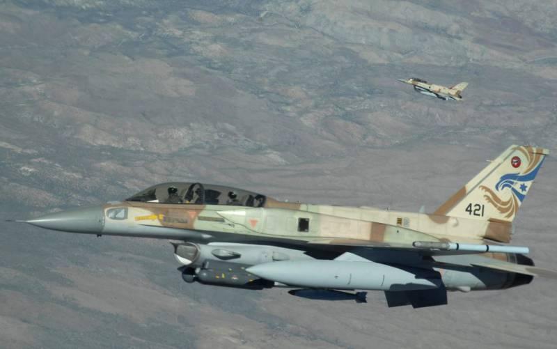 Израильские военные попросили у МО РФ гарантий в связи с размещением ЗРК в Сирии