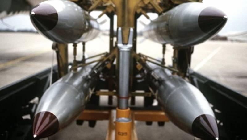 В США проведены испытания модернизированных ядерных бомб без боезаряда