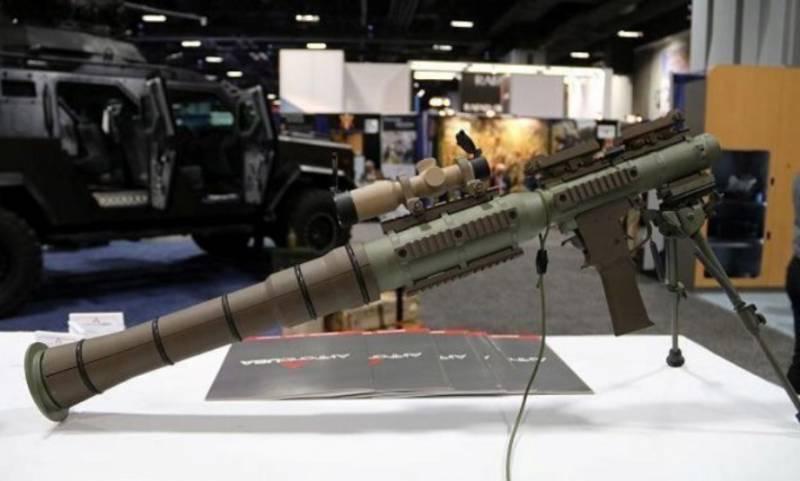 Модифицированная копия РПГ-7 для армии США