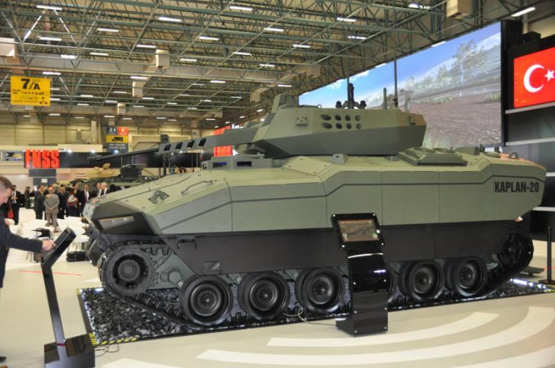 По следам выставки Eurosatory 2016: тенденции развития бронетехники. Часть 5