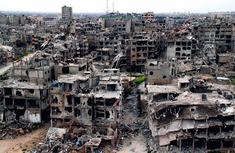 РФ предлагает альтернативный план урегулирования ситуации в Алеппо