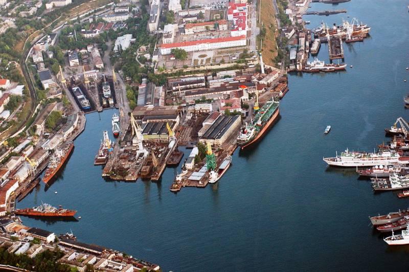 Севастопольский завод сообщил о начале масштабной реконструкции