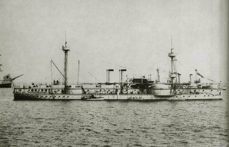 Бой в Желтом море 28 июля 1904 г. Часть 6: Начало сражения
